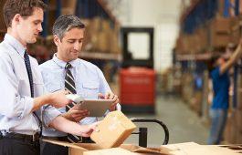 Controle da compra de materiais